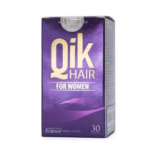 Qik Hair For Women Ecogreen 30V (Hộp)