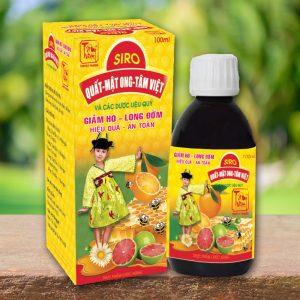 Quất mật ong Siro Tâm Việt (Chai)