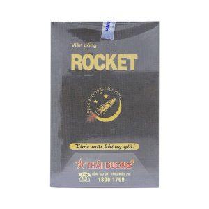 Rocket Thái Dương - Bổ Thận, Tráng Dương (Hộp)