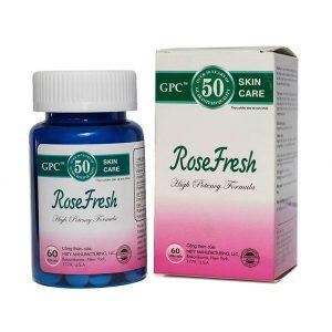 Rose Fresh 60V (Hộp)
