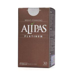 Sâm Alipas Platinum - Tăng Cường Sinh Lý Nam (Hộp)