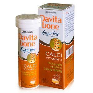 Sủi Davita Bone Dược Hậu Giang (Hộp)