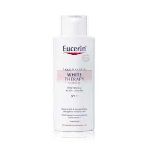 Sữa Dưỡng Thể Sáng Da Eucerin White Therapy Whitening Body Lotion Spf 7 250Ml (Chai)