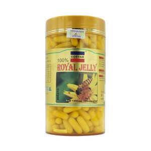 Sữa Ong Chúa Costar-Royal Jelly 1450Mg 365V (Hộp)