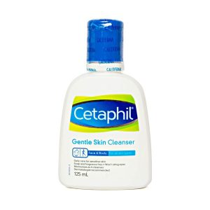 Sữa Rửa Mặt Cetaphil Gentle Skin Cleanser 125Ml (Chai)