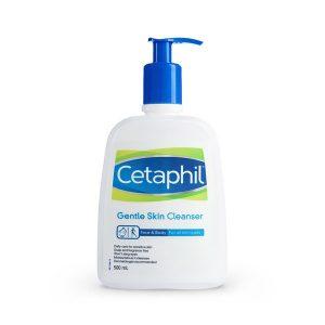 Sữa Rửa Mặt Cetaphil Gentle Skin Cleanser 500Ml (Chai)