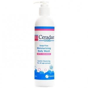 Sữa Tắm Ceradan Moisturising Body Wash 280Ml (Chai)