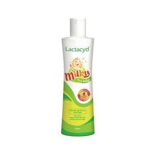 Sữa Tắm Gội Trẻ Em Lactacyd Milky For Baby 500Ml (Chai)