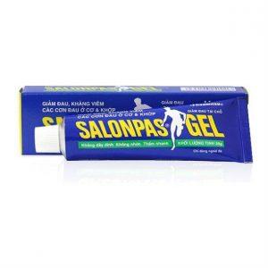Salonpas Bôi 15g (Tuýp)