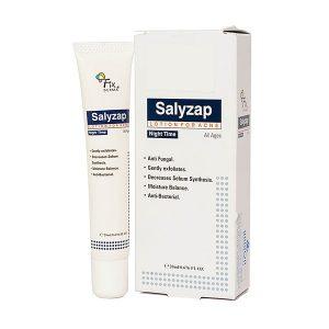Salyzap Lotion For Acne Night Time 20Ml Fix Derma (Tuýp)