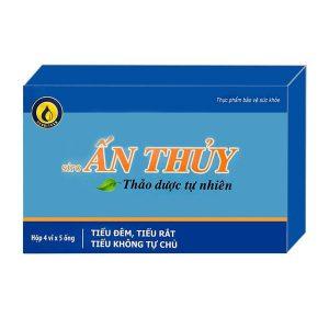 Siro Ấn Thủy 4X5 Herbitech (Hộp 4 Vỉ x 5 Ống)