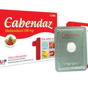 Tab. CABENDAZ (Hộp 1 Viên)