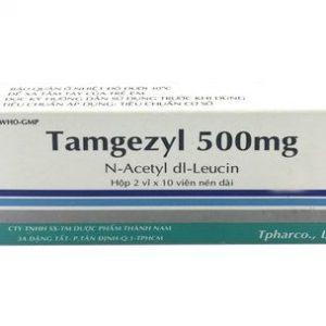 Tamgezyl 500mg Thành Nam (hộp 20 viên)