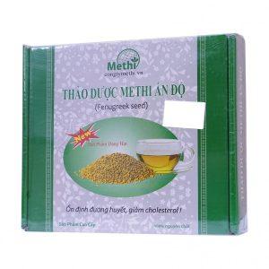 Thảo Dược Methi Ấn Độ 500G (Xanh) (Hộp)