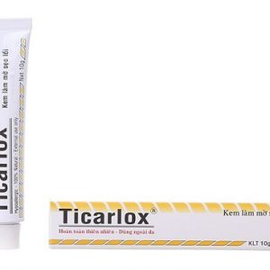 Ticarlox Trị sẹo (tuýp)