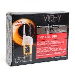 Tinh Chất Ngăn Ngừa Và Giảm Rụng Tóc Cho Nam Vichy Dercos Aminexil Pro Men 12X6Ml (Hộp)