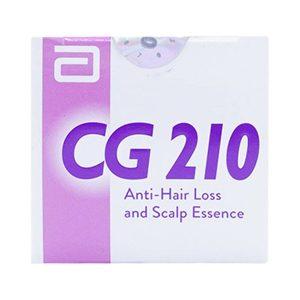 Tinh Chất Ngăn Rụng Tóc Nữ Cg 210 Anti-Hair Loss And Scalp Essence 80Ml (Chai)