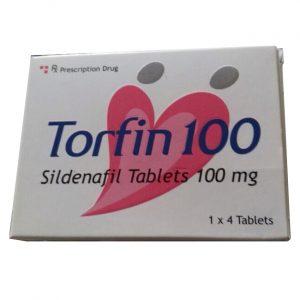 Torfin 100mg (Viên) Ấn Độ