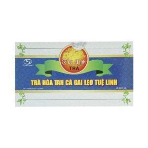 Trà Hòa Tan Cà Gai Leo Tuệ Linh 20 Gói (Hộp)
