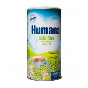 Trà Thảo Dược Hòa Tan Humana Still-Tee 200G (Hộp)