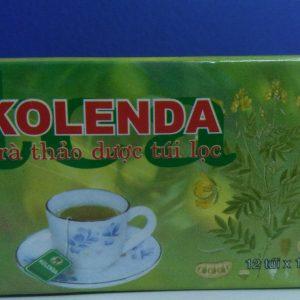 Trà túi lọc Kolenda (hộp x 12 túi)