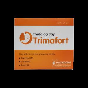 Trimafort Gói 10ml HQ ( hộp 10 gói)