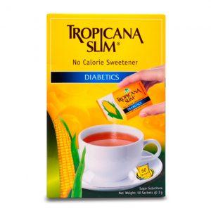 Tropicana Slim Đường bắp (hộp)