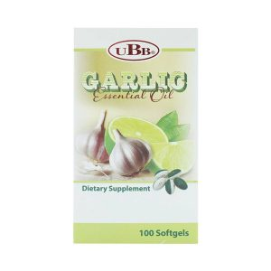 Ubb Garlic Essential Oil 100V (Hộp)