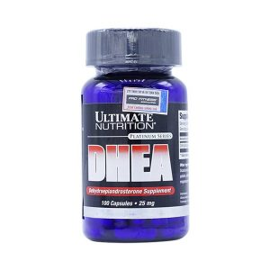 Ultimate Nutrition Dhea 25Mg 100V (Hộp)