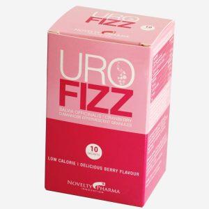 Uro Fizz 10 Gói Thụy sĩ (Hộp)