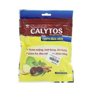 Viên Ngậm Thảo Dược Calytos (Gói)