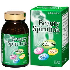 Viên Tảo Beauty Spirulina