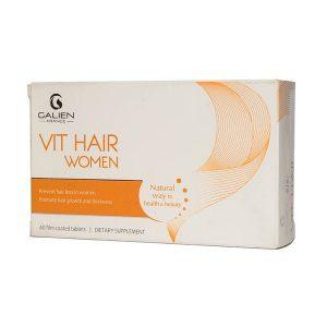 Vit-Hair Women (Hộp 4 Vỉ x 15 Viên)