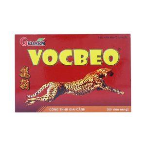 Vocbeo - Tăng Cường Sự Dẻo Dai Cho Khớp (Hộp)