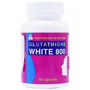 White 800 - Viên Uống Trắng Da (Hộp)