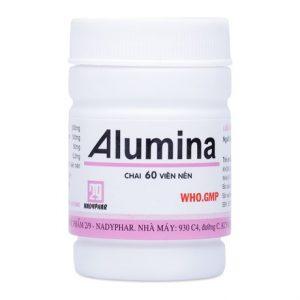 Alumina (Chai)