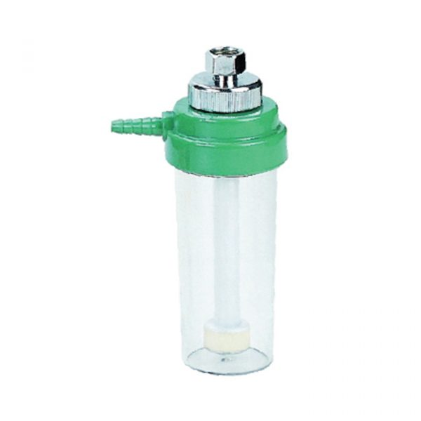 Bình tạo ẩm oxy nút kim loại (Thùng 100 bộ)