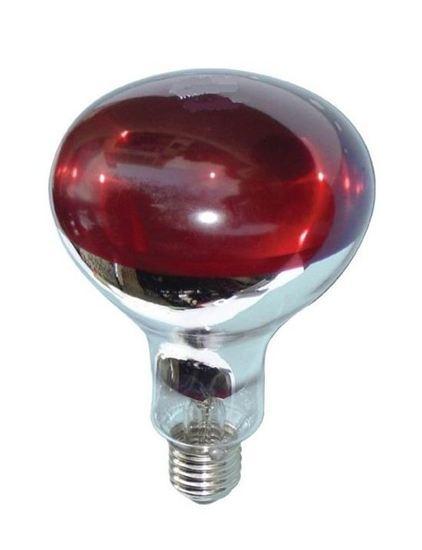 Bóng đèn hồng ngoại - màu đỏ y tế