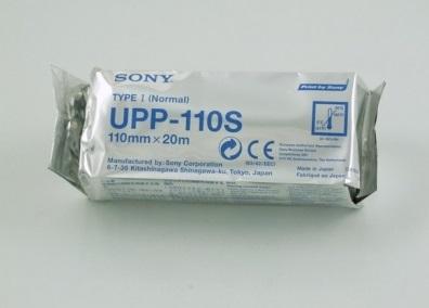 Giấy siêu âm trắng đen UPP-110s ( 110mm x 20m )