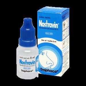 Nostravin 0,05% TPC (Chai)