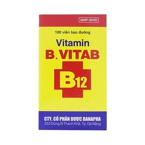 VTM B12 Đà Nẵng (hộp)