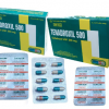 Tenadroxil 500 (Hộp 2 vỉ x 10 viên nang)
