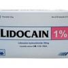LIDOCAIN 1% (Hộp 50 ống x 3.5 ml)
