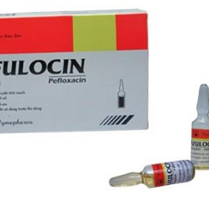 AFULOCIN (Hộp 5 ống x 5 ml)