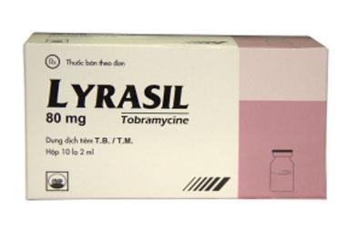 LYRASIL (Hộp 10 lọ x 2 ml)