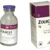 ZOLIICEF (Hộp 1 lọ / Hộp 10 lọ x 1 g)