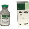 MAXAPIN 1g (Hộp 1 lọ / Hộp 10 lọ x 1 g)