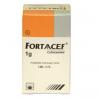 FORTAACEF (Hộp 1 lọ / Hộp 10 lọ x 1 g)