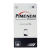 PIMENEM 1g (Hộp 1 lọ/ Hộp 10 lọ x 1 g)