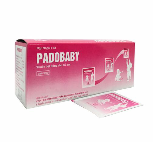 Padobaby (Hộp 50 gói x 3g)
